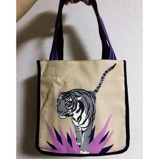 イーリーキシモト(ELEY KISHIMOTO)のイーリーキシモト トートバッグ 虎 タイガー(トートバッグ)