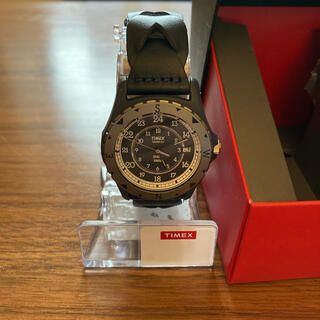 タイメックス(TIMEX)のタイメックス レザーベルト(腕時計(アナログ))