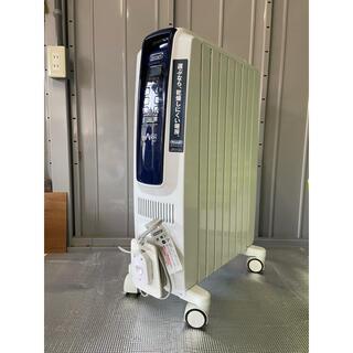 デロンギ(DeLonghi)の美品❗️ DeLonghi オイルヒーター QSD0712-MB(オイルヒーター)