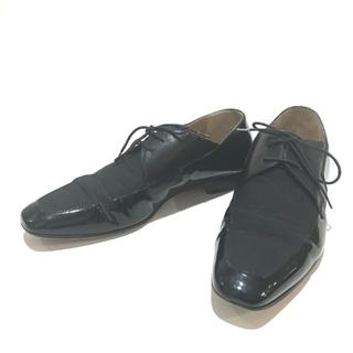 クリスチャンルブタン(Christian Louboutin)のクリスチャンルブタン メンズ 靴 ビジネスシューズ ビジネスシューズ ブラック(ドレス/ビジネス)