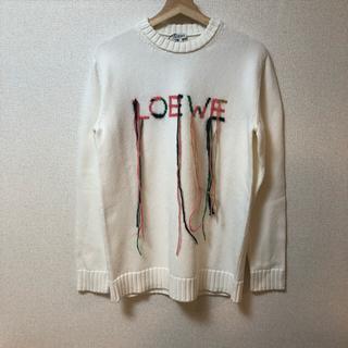 ロエベ(LOEWE)の新品正規品 20AW Loewe cotton sweater セーター(ニット/セーター)