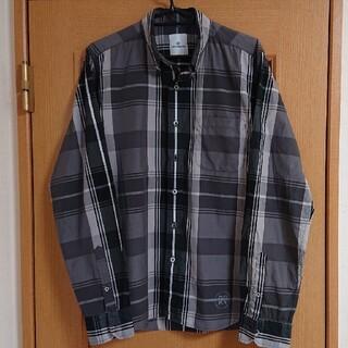 ユニフォームエクスペリメント(uniform experiment)の【D様専用】uniform experiment  チェックシャツ 2(シャツ)