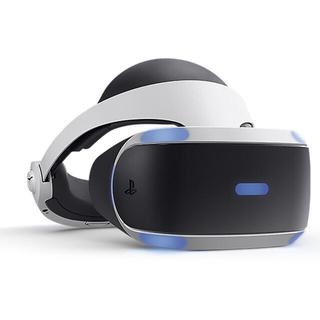 プレイステーションヴィーアール(PlayStation VR)のps VR CUH-ZVR2 (型番CUHJ-16003) プレステ(家庭用ゲーム機本体)