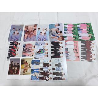 セブンティーン(SEVENTEEN)のseventeen ボーカルチーム トレカ 17枚セット(K-POP/アジア)