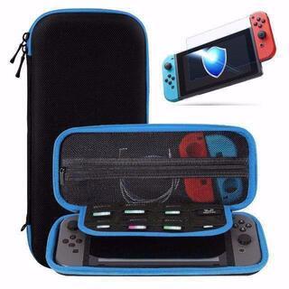 Nintendo Switch 収納 ケース SHareconn ハード キャリ(天井照明)
