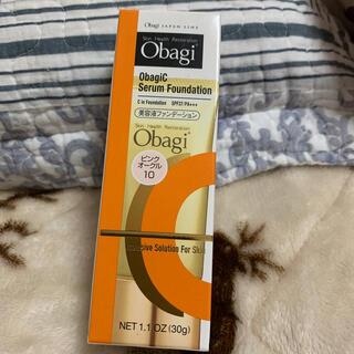 オバジ(Obagi)のオバジ 美容液ファンデーション ピンクオークル10(ファンデーション)