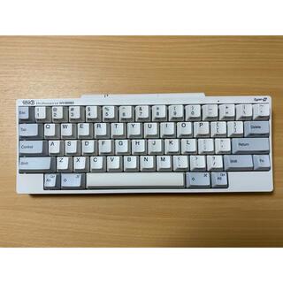 フジツウ(富士通)の美品!HHKB Professional HYBRID Type-S 白US版(PC周辺機器)