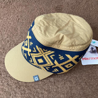 MARMOT - marmot マーモット キャップ 帽子 新品