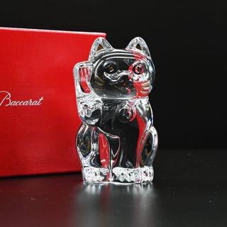 Baccarat - バカラ 招き猫