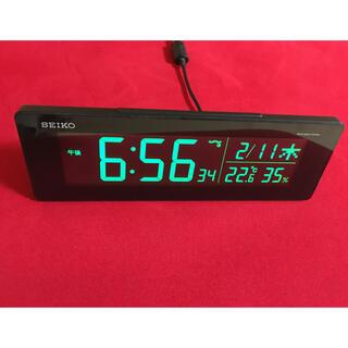 セイコー(SEIKO)のDL205K  SEIKO デジタル時計(置時計)