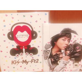 キスマイフットツー(Kis-My-Ft2)のKiss魂 キスマイSHOP 藤ヶ谷太輔(アイドルグッズ)