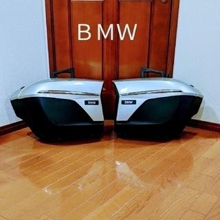 ビーエムダブリュー(BMW)のBMW K1600GTL パニアケース☆インナーバック付き☆美品(装備/装具)