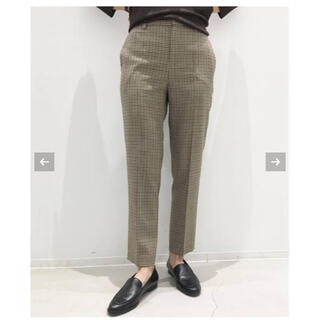 アパルトモンドゥーズィエムクラス(L'Appartement DEUXIEME CLASSE)のL'Appartement MOON Tapered Pants(クロップドパンツ)