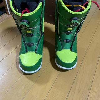 ナイキ(NIKE)のスノーボードブーツ NIKE 27センチ(ブーツ)