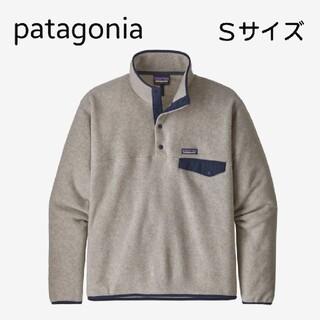 patagonia - 【新品】patagonia ライトウェイト シンチラ スナップT Sサイズ