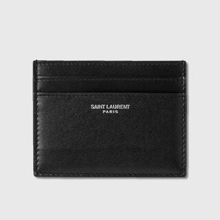 サンローラン(Saint Laurent)のSaint  Laurent パスケース 定期入れ(名刺入れ/定期入れ)
