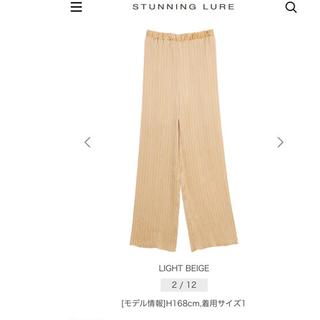 スタニングルアー(STUNNING LURE)の《新品未使用》STUNNING LURE パンツ スタニングルアー パンツ(カジュアルパンツ)