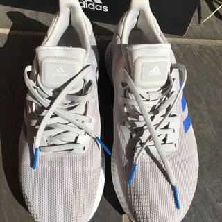 アディダス(adidas)のadidas ランニングシューズ SOLARBLAZE 25.5cm(シューズ)