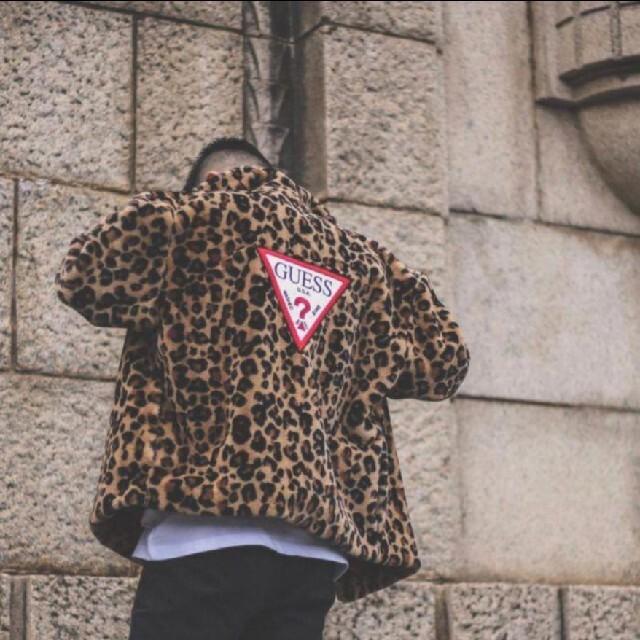 GUESS(ゲス)のGuess×atmosファージャケット メンズのジャケット/アウター(ブルゾン)の商品写真