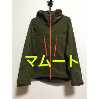 マムート(Mammut)のマムート   ブラストジャケット マウンテンパーカー(登山用品)