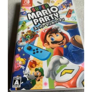 ニンテンドースイッチ(Nintendo Switch)のスーパー マリオパーティ(家庭用ゲームソフト)