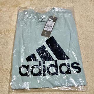 アディダス(adidas)の[定価2990円]adidas アディダス新品未使用品タグ付き ミント Tシャツ(Tシャツ(半袖/袖なし))