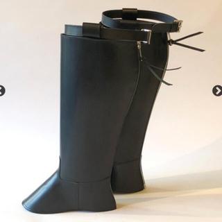 ステュディオス(STUDIOUS)のFUMIKA_UCHIDA BOOTS-COVER ブーツカバー(ブーツ)