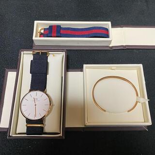 Daniel Wellington - ダニエルウェリントン 腕時計 ブレスレット