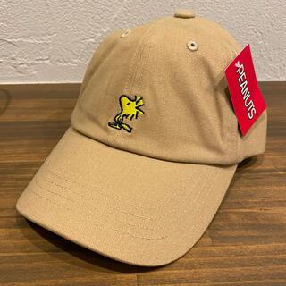 ピーナッツ(PEANUTS)のウッドストック キャップ  帽子 スヌーピー(キャップ)