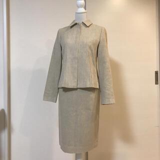 ニジュウサンク(23区)の上質素材♡カシミヤ混 23区上品スーツ 訳あり(スーツ)