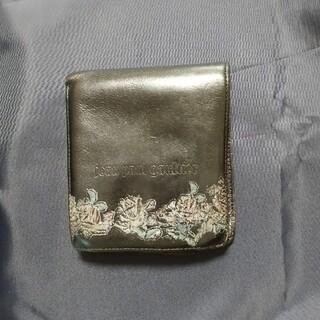 ジャンポールゴルチエ(Jean-Paul GAULTIER)の【お値下げしました】ジャンポール・ゴルチエ 二つ折り財布(折り財布)