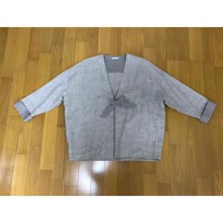 フォグリネンワーク(fog linen work)のトップス 羽織 フォグリネンワーク(シャツ/ブラウス(長袖/七分))