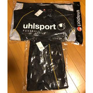 ウールシュポルト(uhlsport)のウールシュポルト ゴールキーパー 練習着 上下 Sサイズ 新品未使用(ウェア)