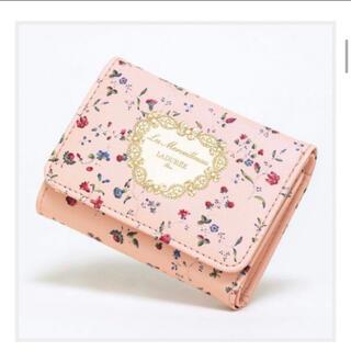レメルヴェイユーズラデュレ(Les Merveilleuses LADUREE)のラデュレ Merveilleuses 三つ折りミニ財布(財布)