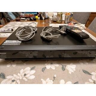 アクオス(AQUOS)のSHARP Blu-rayディスクレコーダー BD-HDS32(ブルーレイレコーダー)