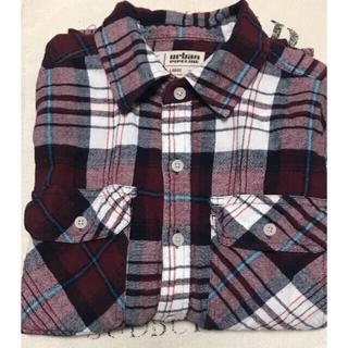 シンゾーン(Shinzone)のチェックシャツ(シャツ/ブラウス(長袖/七分))
