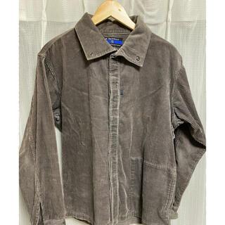 アールニューボールド(R.NEWBOLD)のコーデュロイシャツ(シャツ)