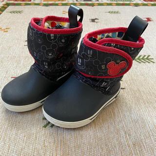 クロックス(crocs)のcrocs クロックス スノーブーツ 14cm(ブーツ)