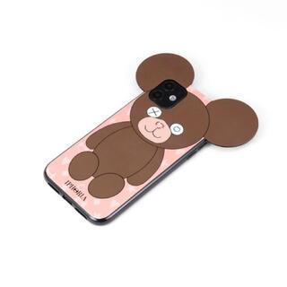 アイフォリア(IPHORIA)のIPHORIA アイフォリア Teddy iPhone11 くま テディベア(iPhoneケース)