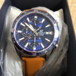 カシオ(CASIO)のカシオ-エディフィス(逆輸入モデル)(腕時計(アナログ))