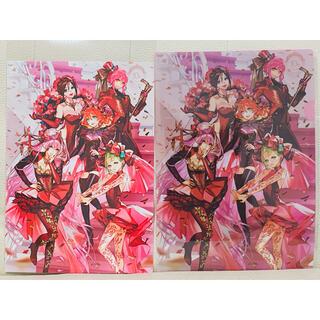マクロス(macros)のオシャレマクロス マクロスΔ アートカード クリアファイル オシャレマクロス10(キャラクターグッズ)