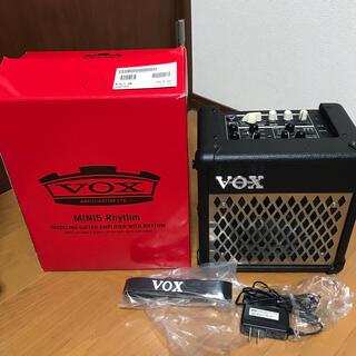 ヴォックス(VOX)の【SANA様専用】ギターアンプ VOX mini5 Rhythm(ギターアンプ)