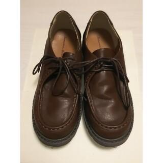 サマンサモスモス(SM2)のSM2 サマンサモスモス チロリアンシューズ[ブラウン/L](ローファー/革靴)