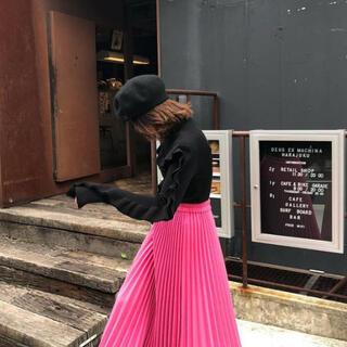 フレイアイディー(FRAY I.D)のbirthdaybash♡大人プリーツスカート【定番人気商品】美品(ロングスカート)