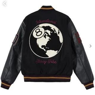 STUSSY - Stussy 40th anniversary jacket Black M