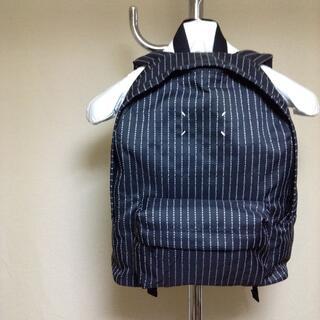 Maison Martin Margiela - 新品 マルジェラ 20aw バックパック リュック 黒 10036