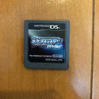 ニンテンドーDS(ニンテンドーDS)の【カセットのみ】ポケットモンスター ダイヤモンド(DS)(携帯用ゲームソフト)
