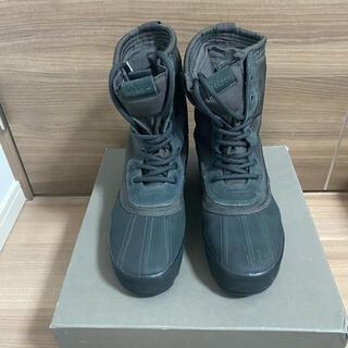 アディダス(adidas)の美品 YEEZY 950 Pirate Black US8.5 26.5cm(ブーツ)