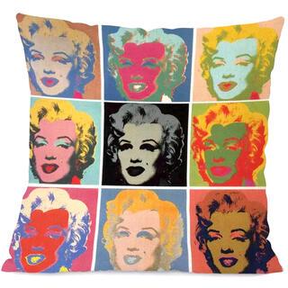 クッションカバー アンディ ウォーホル Andy Warhol マリリンモンロー