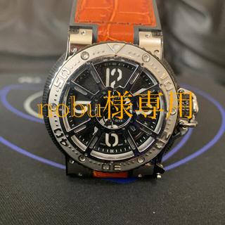 アクアノウティック(AQUANAUTIC)の正規品美品OH済み アクアノウティック  キングコマンダー(腕時計(アナログ))